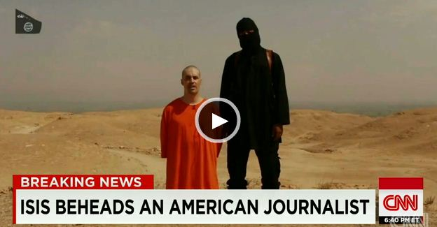 James Foley >> American Journalist James Foley Beheaded By ISIS - Hosbeg.com