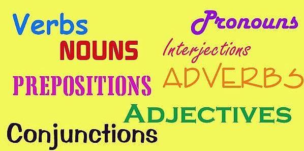 The 8 Parts of Speech - Hosbeg com
