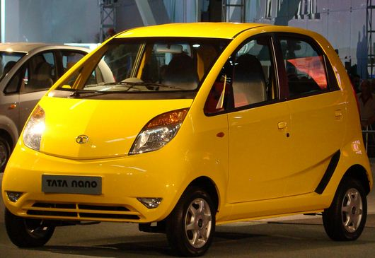 Tata Nano is the cheapest car in the world.