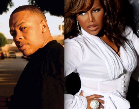 Dr. Dre and Michel'le Relationship - Hosbeg.com