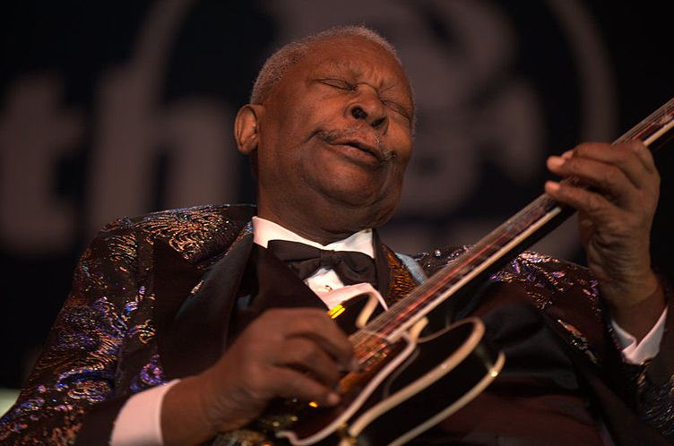 R.I.P. B.B. King, American Blues Singer And Guitarist, 1925-2015