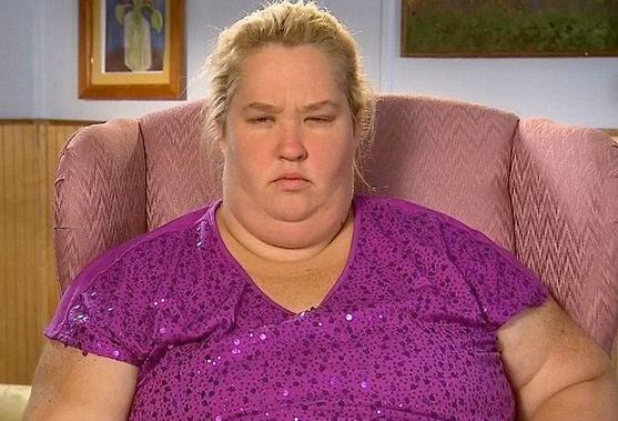 """Mama June has threatened to sue TLC for a million bucks unless they bring back """"Honey Boo Boo"""""""