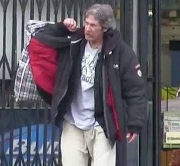 Kind-hearted homeless man Kenni Thomas Nickel died at the age of 56 last month in Los Angeles.