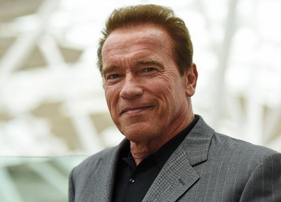 Arnold: 'You will call me Governor on 'Apprentice' — or ...