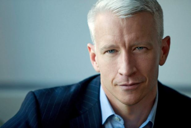 CNN journalist Anderson Cooper came out as gay in 2012.