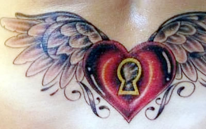 About Heart Tattoos