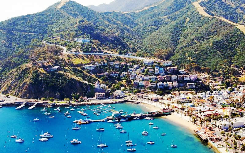Catalina Island, California - A Peaceful Place To Relax