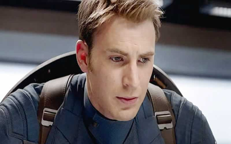 Chris Evans Photo