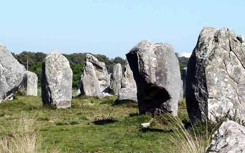 Meaning of the Carnac Stones