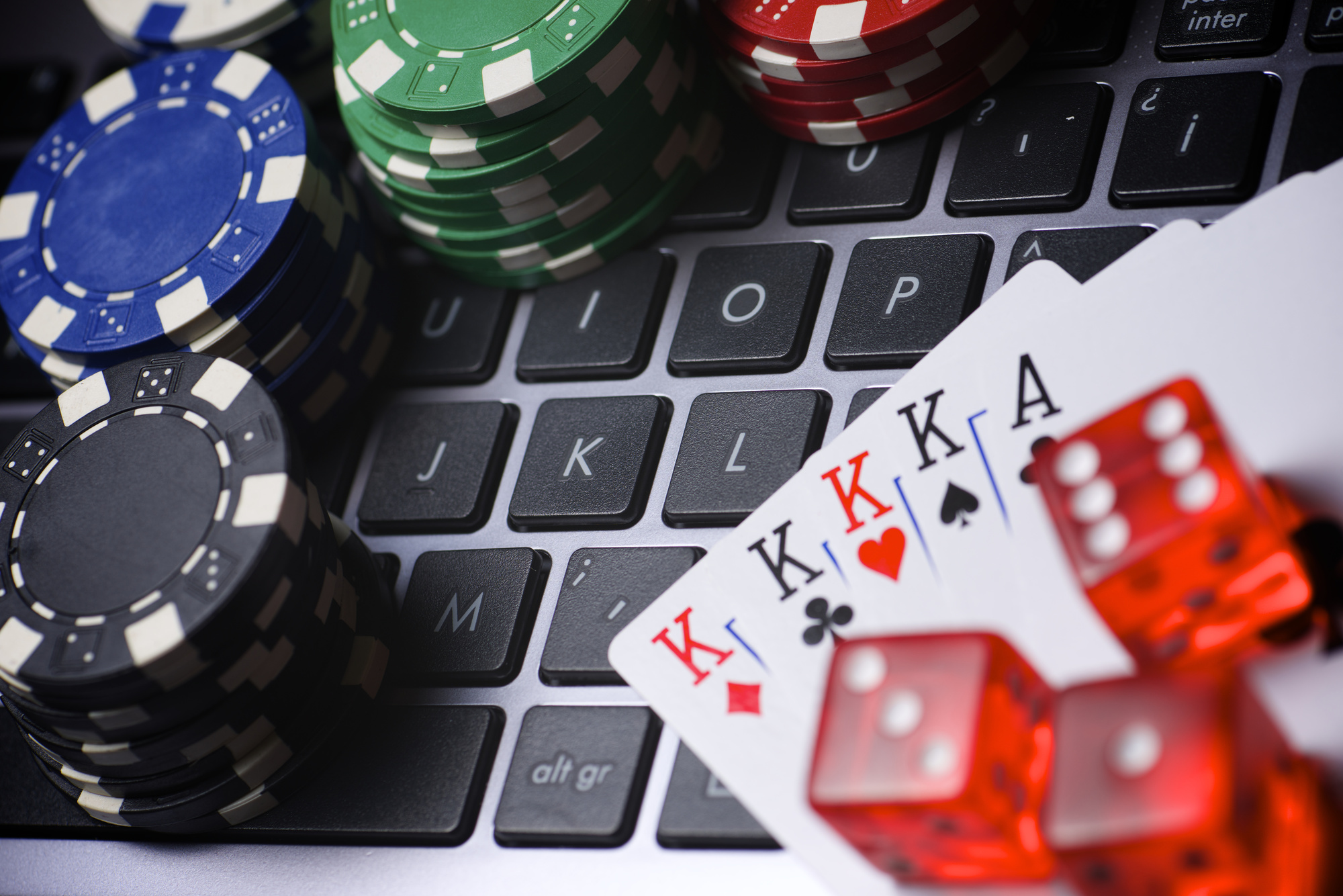 Spielsucht In Casinos
