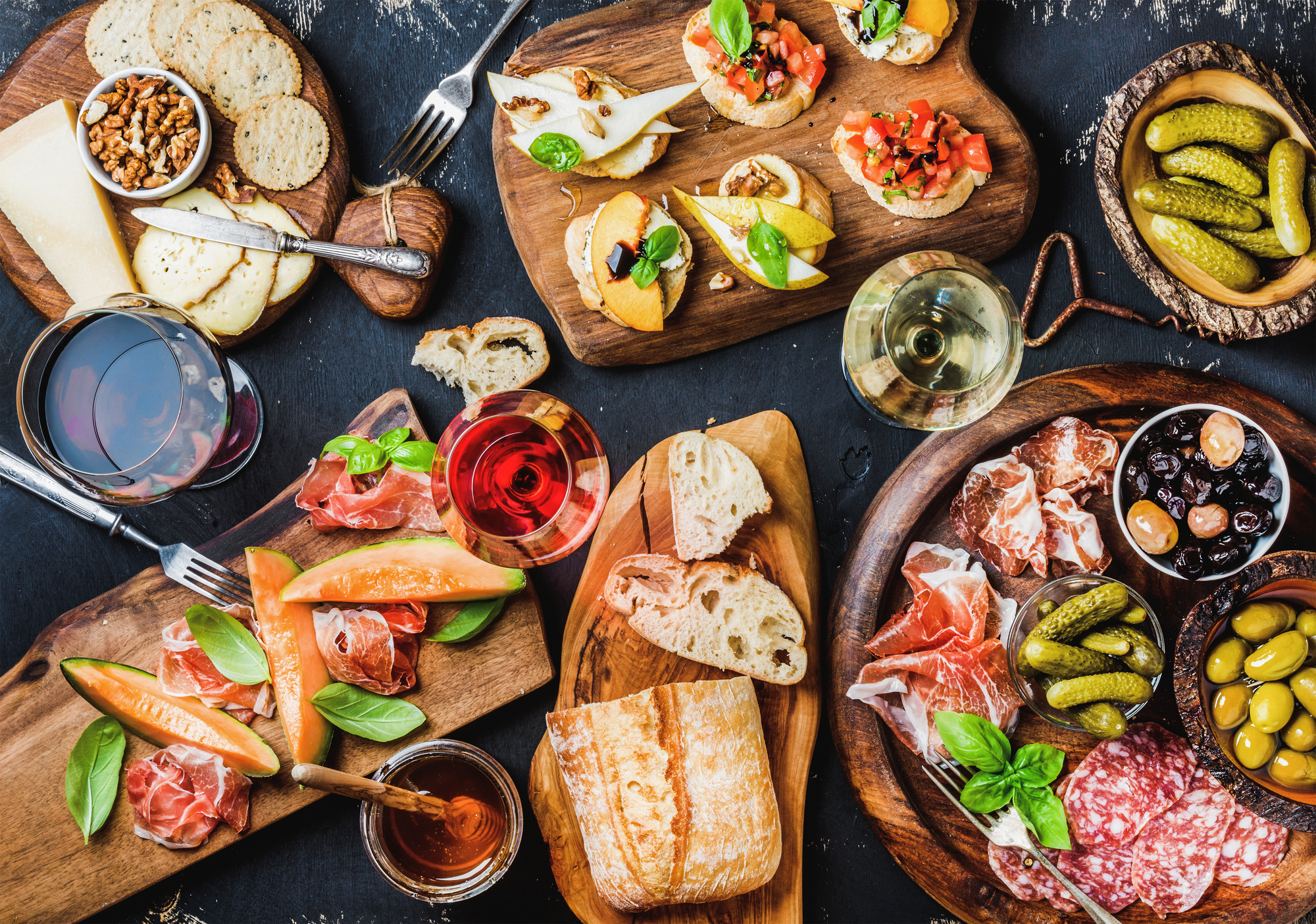 7 Tips for Eating a Variety of Foods - Hosbeg.com