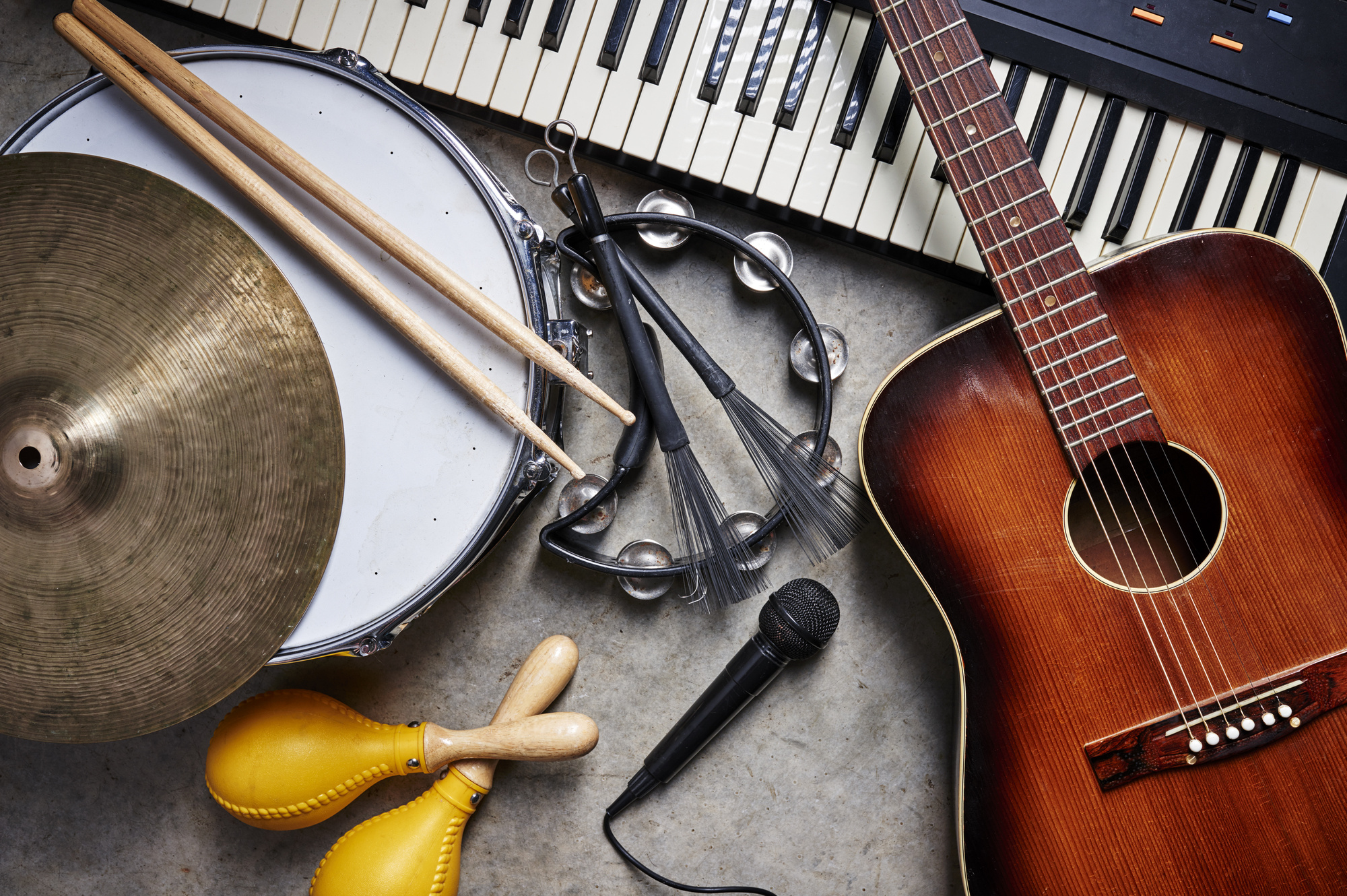 How to Choose a Musical Instrument to Play as an Adult
